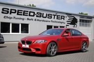 695PS 844NM 30 Jahre BMW M5 F10 Speed Buster Chiptuning 1 190x127 695PS & 844NM im 30 Jahre BMW M5 F10 von Speed Buster