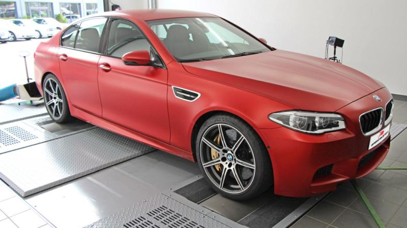695PS 844NM 30 Jahre BMW M5 F10 Speed Buster Chiptuning 2 695PS & 844NM im 30 Jahre BMW M5 F10 von Speed Buster