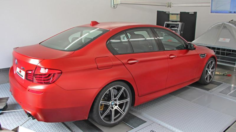 695PS 844NM 30 Jahre BMW M5 F10 Speed Buster Chiptuning 3 695PS & 844NM im 30 Jahre BMW M5 F10 von Speed Buster