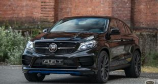 A.R.T. tuning GmbH Bodykit Mercedes GLE Coupe C292 2016 1 1 310x165 Prior Widebody Kit & Forgiato Wheels am Mercedes GLE