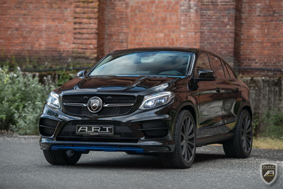 A.R.T. tuning GmbH Bodykit Mercedes GLE Coupe C292 2016 1 A.R.T. tuning GmbH Bodykit für das Mercedes GLE Coupe C292