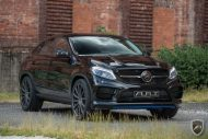 A.R.T. tuning GmbH Bodykit Mercedes GLE Coupe C292 2016 3 190x127 A.R.T. tuning GmbH Bodykit für das Mercedes GLE Coupe C292