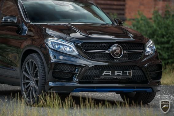A.R.T. tuning GmbH Bodykit Mercedes GLE Coupe C292 2016 4 A.R.T. tuning GmbH Bodykit für das Mercedes GLE Coupe C292
