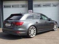 Audi A4 B9 3.0 TDI Quattro KW Brock Alloy B37 Alus Tuning TVW Car Design 3 190x143 Audi A4 B9 3.0 TDI Quattro mit KW & Brock Alu's by TVW Car Design