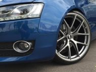Audi A5 Coupe Tuning TVW Car Design BBS KW 5 190x143 Dezent & schick   Audi A5 Coupe vom Tuner TVW Car Design