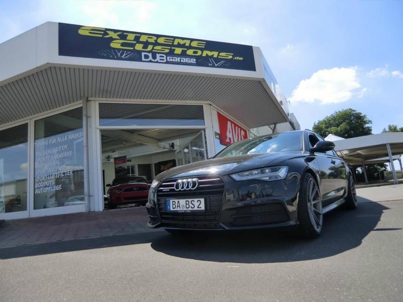 Audi A6 3.0 TDI 20 Zoll YIDO YP1 Alufelgen ECG Tuning 6 Dezent   Audi A6 3,0 TDI auf 20 Zoll YIDO Alufelgen by ECG Tuning