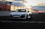 Audi R8 GT Kline Innovation Auspuff Tuning 1 1 190x121 Video: Traumhaft   Audi R8 GT mit Kline Innovation Auspuff