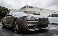 BMW 6er Gran Coupe F12 Bronze matt European Auto Source AG M580 HR Tuning 3 190x119 BMW 6er Gran Coupe in Bronze matt by European Auto Source