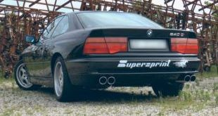 BMW 840Ci SuperSprint Sportauspuffanlage Tuning 1 e1467954197440 310x165 Video: BMW 840Ci mit SuperSprint Sportauspuffanlage