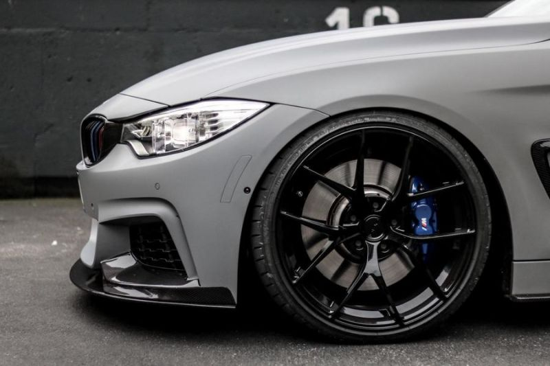Bmw F32 435i Coupe On Pur Wheels 4our Sp Alloy Wheels Tuningblog Eu Magazine