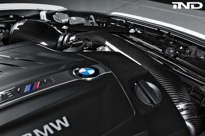 BMW M2 F87 IND Distribution Carbon Air Intake System Tuning (1)