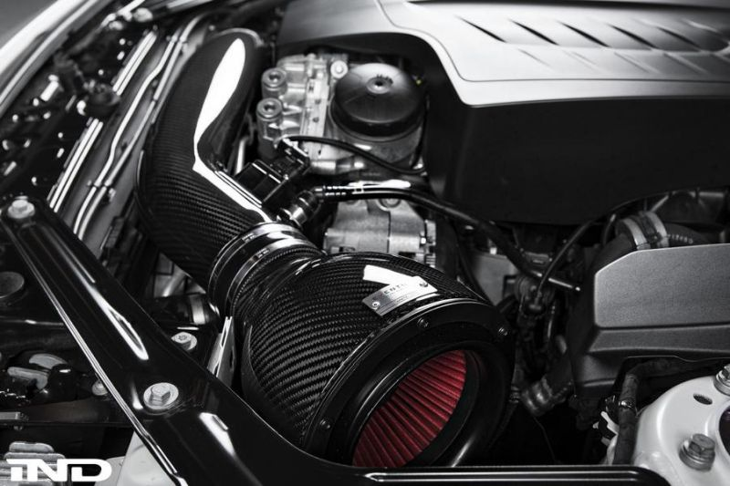 BMW M2 F87 IND Distribution Carbon Air Intake System Tuning (2)