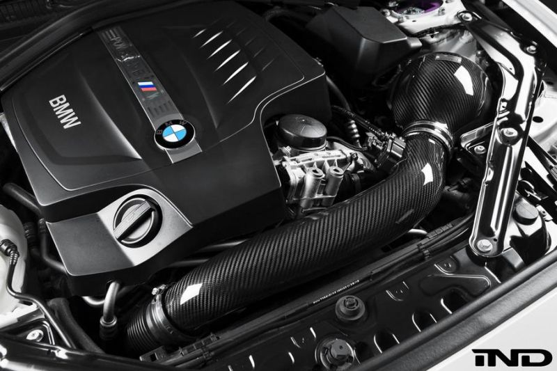 BMW M2 F87 IND Distribution Carbon Air Intake System Tuning (5)