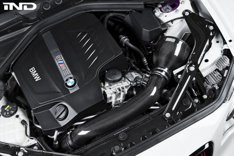 BMW M2 F87 IND Distribution Carbon Air Intake System Tuning (7)