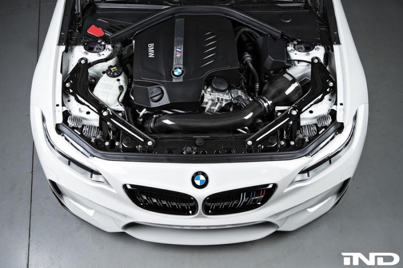 BMW M2 F87 IND Distribution Carbon Air Intake System Tuning (8)