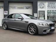 BMW M5 F10 Competition Edition TVW Car Design HRE P101 KW V3 Tuning 6 190x143 BMW M5 F10 Competition Edition by TVW Car Design