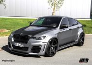 BMW X6 E71 Widebody Lumma CLR X 650 Tuning 2 190x135 Fotostory: BMW X6 E71 Widebody (Lumma CLR X 650) by Folienwerk NRW