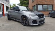 BMW X6 E71 Widebody Lumma CLR X 650 by Folienwerk NRW Tuning 5 190x107 Fotostory: BMW X6 E71 Widebody (Lumma CLR X 650) by Folienwerk NRW