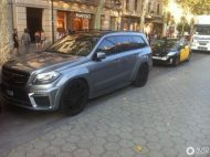 Brabus B63S 700 Widestar Mercedes GL 63 AMG 700PS Tuning 1 190x142 Fotostory: Brabus B63S 700 Widestar Mercedes GL 63 AMG mit 700PS