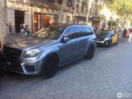 Brabus B63S 700 Widestar Mercedes GL 63 AMG 700PS Tuning 2 190x142 Fotostory: Brabus B63S 700 Widestar Mercedes GL 63 AMG mit 700PS