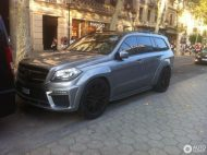 Brabus B63S 700 Widestar Mercedes GL 63 AMG 700PS Tuning 3 1 190x142 Fotostory: Brabus B63S 700 Widestar Mercedes GL 63 AMG mit 700PS