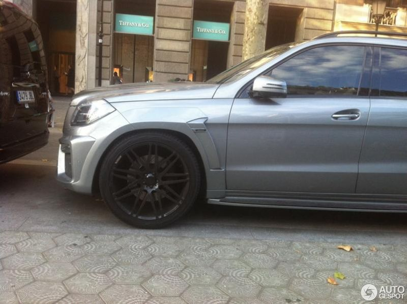 Brabus B63S 700 Widestar Mercedes GL 63 AMG 700PS Tuning 4 Fotostory: Brabus B63S 700 Widestar Mercedes GL 63 AMG mit 700PS