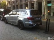 Brabus B63S 700 Widestar Mercedes GL 63 AMG 700PS Tuning 7 190x142 Fotostory: Brabus B63S 700 Widestar Mercedes GL 63 AMG mit 700PS