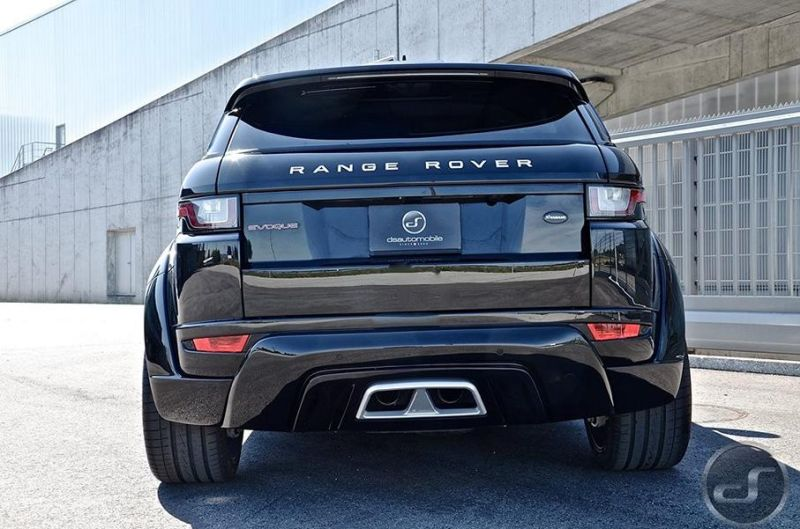 DS automobile - Hamann Range Rover Evoque Widebody Tuning (11)