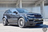 DS automobile Hamann Range Rover Evoque Widebody Tuning 3 190x126 Fotostory: DS automobile   Hamann Range Rover Evoque Widebody