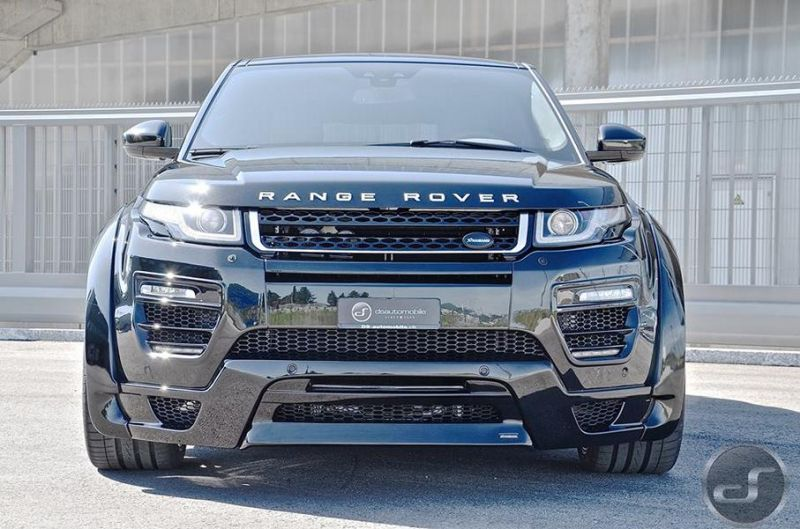 DS automobile - Hamann Range Rover Evoque Widebody Tuning (4)
