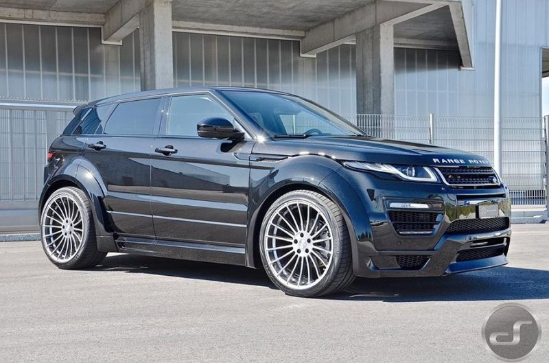 DS automobile - Hamann Range Rover Evoque Widebody Tuning (6)