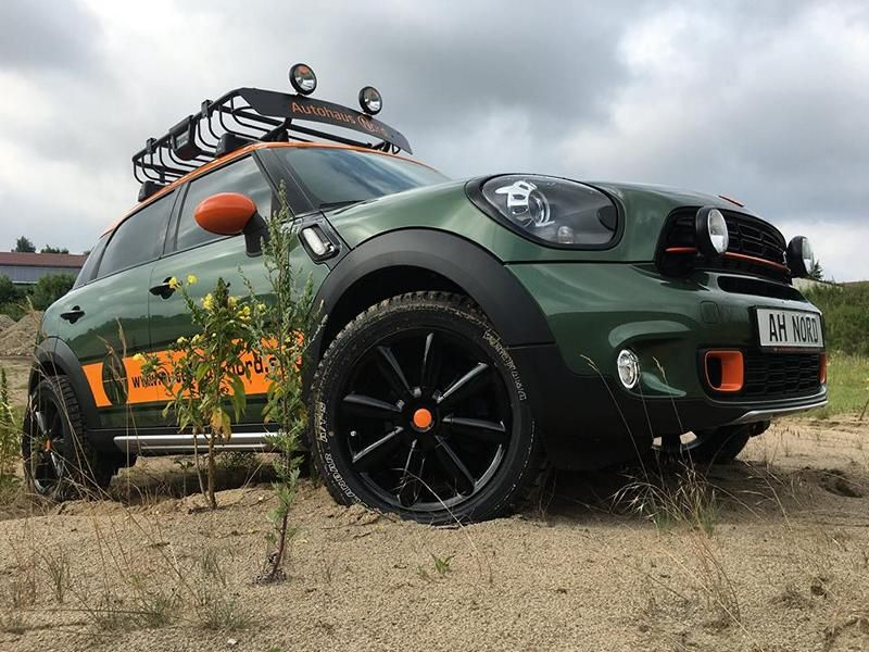 Delta 4x4 Mini Countryman 40mm Höherlegung Tuning (1)