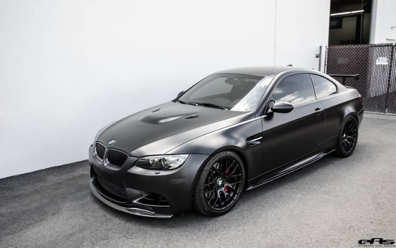 ESS Kompressor BMW E92 M3 EAS Tuning Supercharger (5)