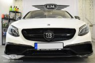 Elite Motors 650PS Brabus Mercedes S63 AMG Coupe C217 B63 Chiptuning 1 190x126 Elite Motors   650PS Brabus Mercedes S63 AMG Coupe C217