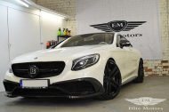 Elite Motors 650PS Brabus Mercedes S63 AMG Coupe C217 B63 Chiptuning 2 190x126 Elite Motors   650PS Brabus Mercedes S63 AMG Coupe C217