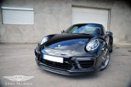 Elite Motors Techart Porsche 911 1005 Turbo S HRE P106 Alu%E2%80%99s 190x126 Elite Motors   Techart Porsche 911 (991) Turbo S auf HRE Alu's