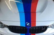 FF Retrofittings BMW M4 GTS Motorhaube auf M3 F80 6 190x124 Fotostory: BMW M3 F80 mit M4 GTS Haube by F&F Retrofittings