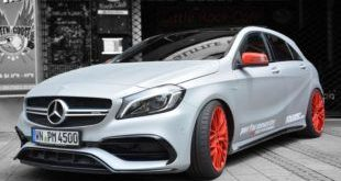 Foliatec Sprühfolie URBAN SILVER METALLIC MATT Mercedes A45 AMG Tuning 2 1 e1468990038722 310x165 Video: Foliatec Sprühfolie in Mattsilber am Mercedes A45 AMG
