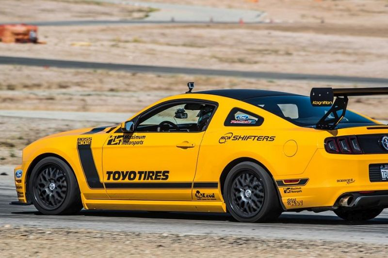 Ford Mustang Boss 302 True Forged Chicane Wheels KW Tuning 2 475PS Ford Mustang Boss 302 auf Chicane Wheels