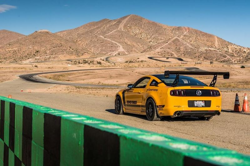 Ford Mustang Boss 302 True Forged Chicane Wheels KW Tuning (4)