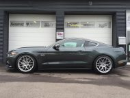 Ford Mustang GT 20 Zoll HRE FF01 KW V3 Gewindefahrwerk Tuning TVW Car Design 6 190x143 Ford Mustang GT auf 20 Zoll HRE Alu's by TVW Car Design