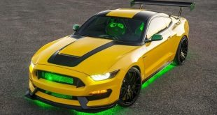 Ford Shelby GT350 Mustang Ole Yeller Tuning 1 1 310x165 Einzelstück   Ford Shelby GT350 Mustang Ole Yeller