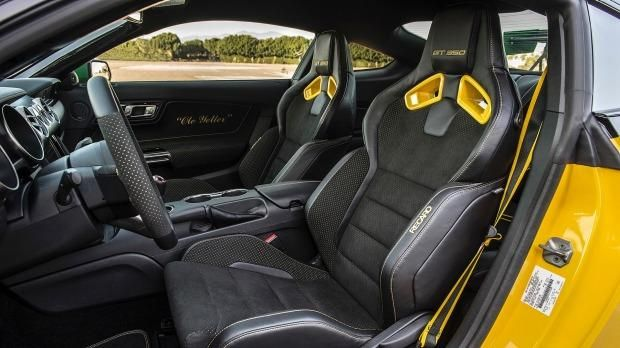 Ford Shelby GT350 Mustang Ole Yeller Tuning (4)