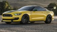 Ford Shelby GT350 Mustang Ole Yeller Tuning 5 190x107 Einzelstück Ford Shelby GT350 Mustang Ole Yeller