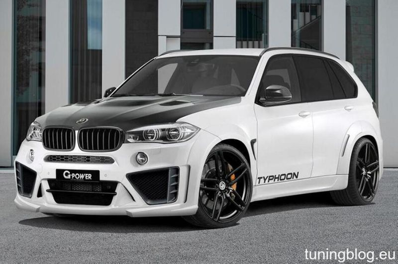 G-Power BMW F85 X5 M Typhoon 750PS Chiptuning (1)