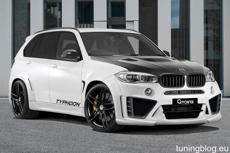 G-Power BMW F85 X5 M Typhoon 750PS Chiptuning (3)