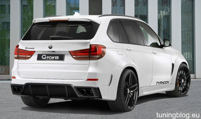 G-Power BMW F85 X5 M Typhoon 750PS Chiptuning (4)