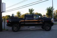 GR Suspension Widebody Chevrolet Silverado Pick Up Tuning 2016 6 190x127 Fotostory: GR Suspension   Widebody Chevrolet Silverado Pick Up
