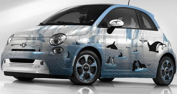 Garage Italia Customs Fiat 500e Wild (1)