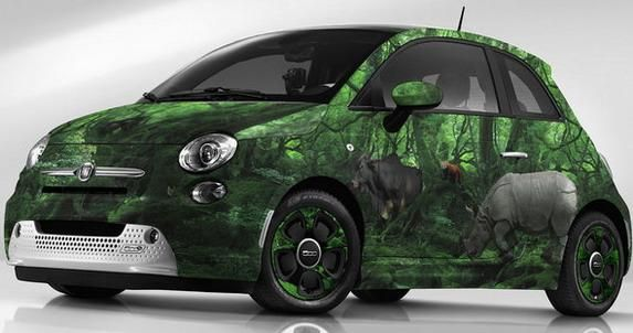 Garage Italia Customs Fiat 500e Wild (3)